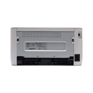 تصویر بخش اتصالات و پشت پرینتر لیزری 6030 کانن
